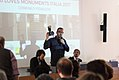 Award ceremony of Wiki Loves Monuments 2017 in Italy 23.jpg