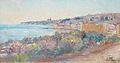 Axel Lindman-Vy över Nice, Frankrike.jpg