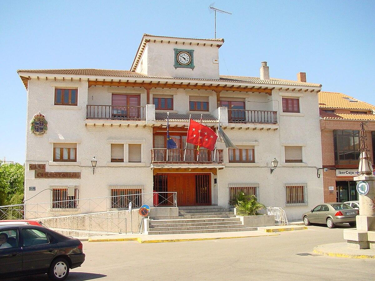 Arroyomolinos madrid wikipedia wolna encyklopedia - Casa en arroyomolinos ...
