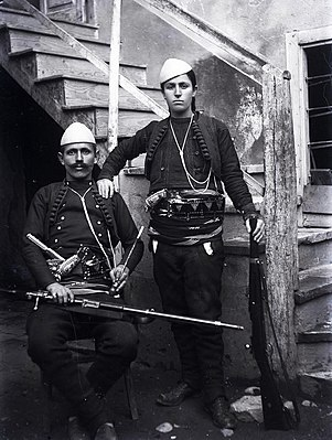 Albanian nationalism - Wikiwand