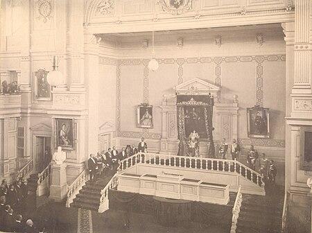 Резултат с изображение за В Княжество България се произвеждат избори за 13 Обикновено Народно събрание