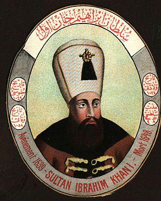 Kösem Sultan - Image: BASA 516K 1 2080 18 Ibrahim