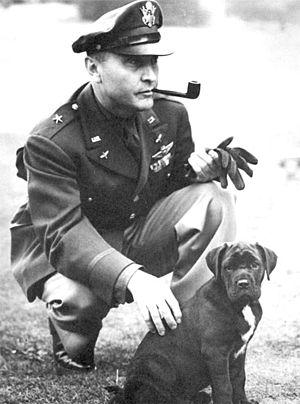 Ira C. Eaker - Brig.Gen. Ira C. Eaker in England