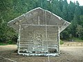 BLM firefighters save Zane Grey's historic cabin from wildfires along Oregon's Rogue River. (27187862366).jpg