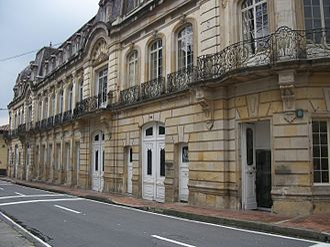 Ministry of Culture (Colombia) - Image: BOG Ministerio de Cultura