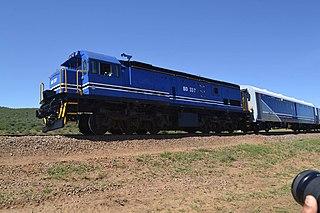 Rail transport in Botswana Rail Transport in Botswana