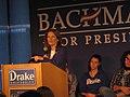 Bachmann at Drake University 008 (6353978825).jpg