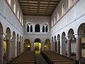 Bad Gandersheim - Stiftskirche - innen - Westseite.JPG