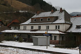 Image illustrative de l'article Gare de Bad Griesbach