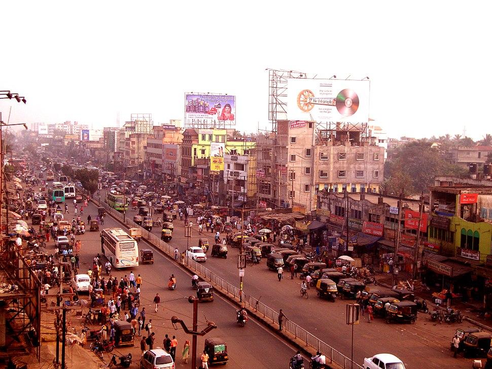 Badambadi bus stand