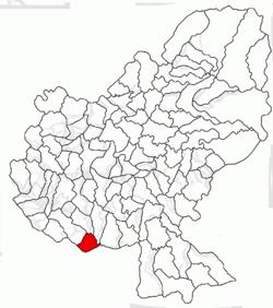 Vị trí của Bagaciu