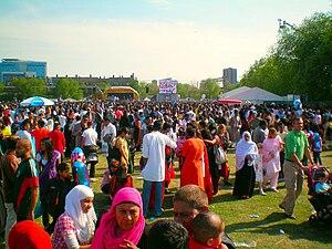 Islam in the United Kingdom - British Bangladeshi community in London