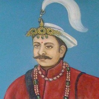 Kunwar family - Kaji Bal Narsingh Kunwar, a prominent member of Ramkrishna branch of Kunwars