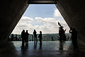 Balcony at Yad Vashem, Jerusalem.jpg