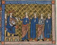 בלדווין החמישי, מלך ירושלים
