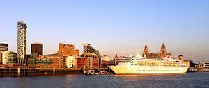Liverpool Cruise Terminal - Liverpool Cruise Terminal