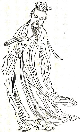 Ban Gu - Ban Gu, 1st-century Chinese poet, historian, and compiler of the Book of Han
