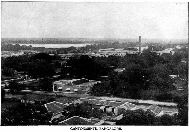 Bangalore Cantonment