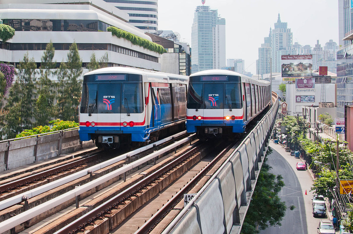 Image result for bts skytrain