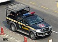 Bangladesh Rapid Action Battalion Toyota Hilux. (24724304626).jpg