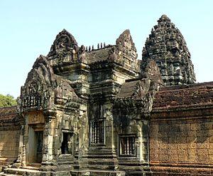 Banteay Samré - Image: Banteay Samre, Cambodia (2211425643)