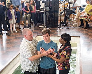 Baptism at Northolt Park Baptist Church (cropped).jpg