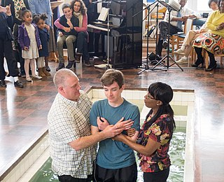 Believers baptism Person is baptized on the basis of his or her profession of faith in Jesus Christ
