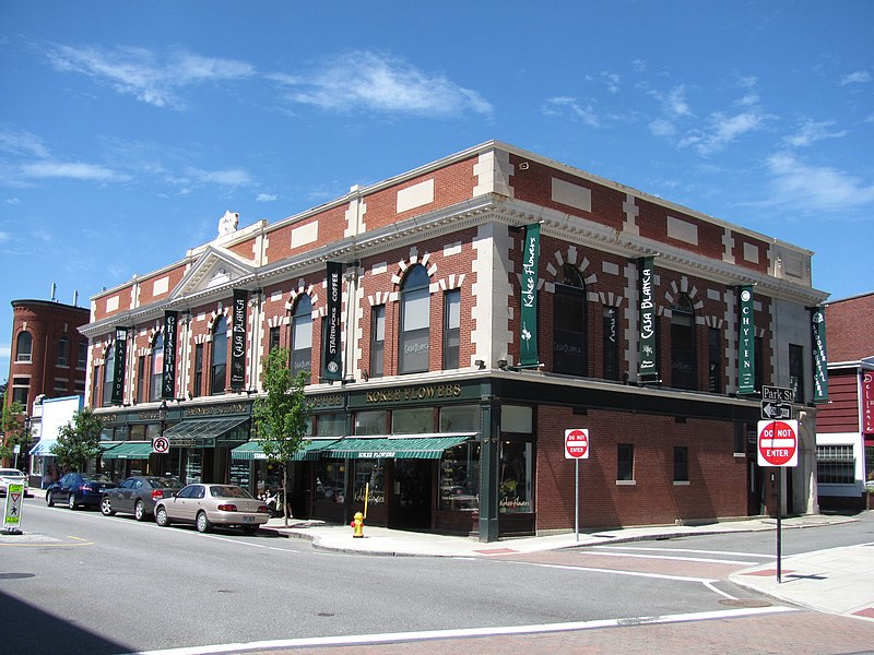 Barnard Block, Andover MA