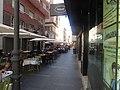 Bars and restaurants, Carrer Castaños, Alicante, 16 July 2016 (2).JPG