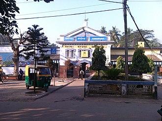 Baruipara railway station - Image: Baruipara Railway Station