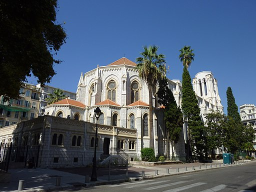 Basilique Notre-Dame, Nice