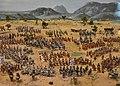 Batalla d'Almansa, museu dels soldadets de plom l'Iber.JPG