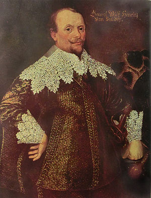 Wolf Heinrich von Baudissin - Baudissin