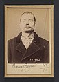 Baur. Pierre. 41 ans, né à St Leonard (Haute-Vienne). Cordonnier. Anarchiste. 1-3-94. MET DP290127.jpg