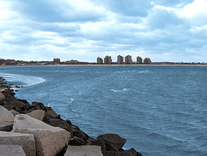 Revere, Massachusetts - View of Revere Beach in 2006