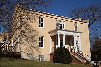 National Register of Historic Places listings in Jefferson County, West Virginia - Image: Beall Air