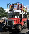 Beamish B-Type replica bus B1349 (DET 720D), 6 October 2012 (cropped).jpg