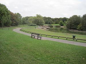 Beckton District Park North - Image: Beckton District Park North