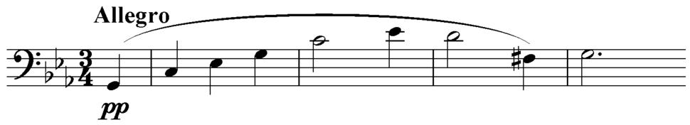 BeethovenSymphonyNo5Mvt3Opening