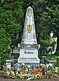 Beethoven grave at Central Cemetery Wiener Zentralfriedhof (34430488051) (cropped).jpg