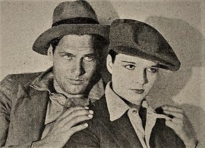 Beggars of Life - Richard Arlen and Louise Brooks