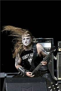 Patryk Dominik Sztyber Polish heavy metal musician