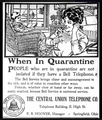 Bell System Flu Quarantine.png