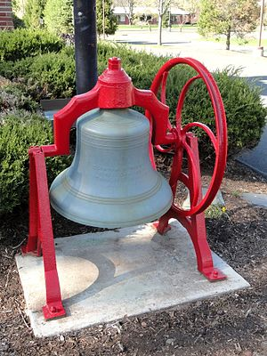 Meneely Bell Foundry - Bloomfield, Connecticut