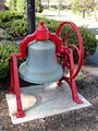 Bell by Meneely Bell Foundry - Bloomfield, Connecticut - DSC09397.JPG