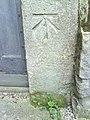 Benchmark on Cowley Church - geograph.org.uk - 2111609.jpg