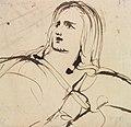 Benjamin Robert Haydon - Study For, Christ's Entry into Jerusalem - B1977.14.2675 - Yale Center for British Art.jpg