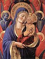 Benozzo Gozzoli - Madonna and Child - WGA10327.jpg