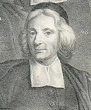 Henric Benzelius - Image: Benzelius, Henric ur 427 porträtter af namnkunniga svenske män och fruntimmer (1847)
