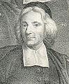 Benzelius, Henric ur 427 porträtter af namnkunniga svenske män och fruntimmer (1847).jpg